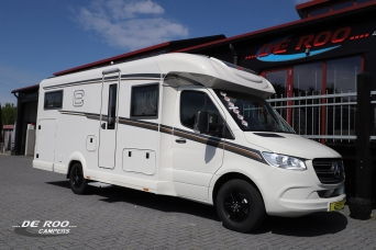Carthago c-Tourer T 148 H - Mercedes